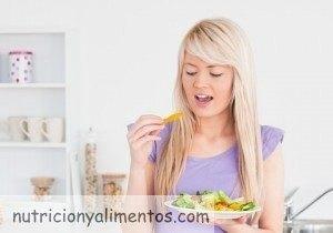 9 hábitos para una alimentación inteligente