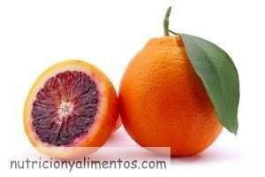 Variedades de naranja