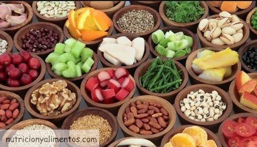 alimentacion para la fibromialgia