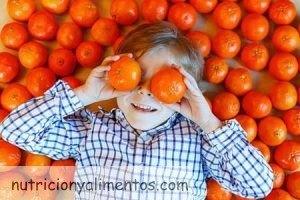 Naranja. Propiedades y Beneficios