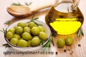 Aceite de Oliva. Propiedades y Beneficios