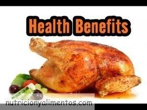 Propiedades y Beneficios de comer carne de pollo