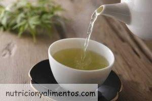 Beneficios e Inconvenientes del Té Verde