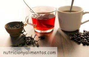 Café o Té. ¿Cuál es mejor para la salud?