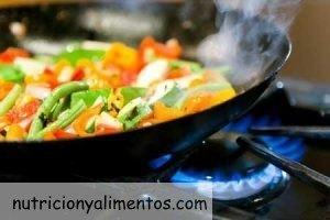 Cómo cocinar sin perder vitaminas y nutrientes