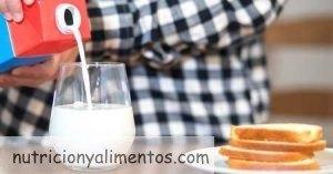 Inconvenientes de la leche para la salud