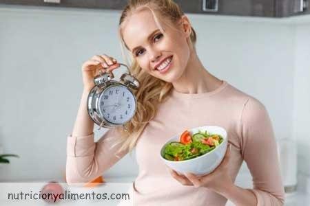 combatir jet lag con la alimentacion