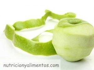La fruta, ¿con piel o sin piel? ¿Qué es mejor?