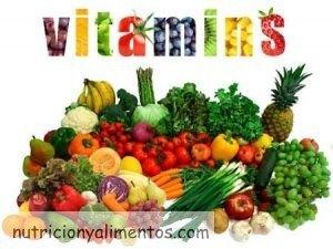 Lo que hay que saber de las vitaminas