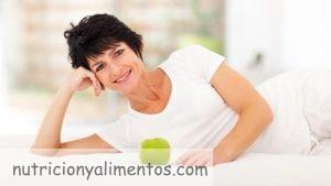 Mantener la línea después de la menopausia