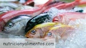 ¿Pescado fresco o congelado? ¿Qué es mejor?