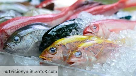 pescado fresco o congelado que es mejor