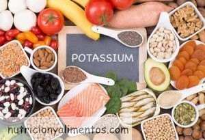 Potasio y alimentación: Funciones y alimentos ricos en potasio